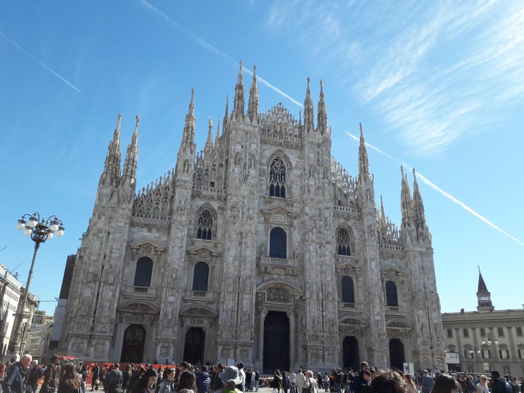 Milan Cathedral Dumo di Milano Milano Dome